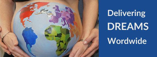 international surrogacy arrangement