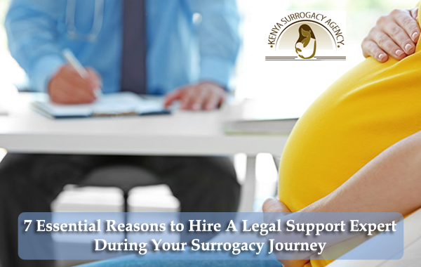 Legal Surrogacy Journey